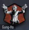 Gung-Ho Perk Icon BO3
