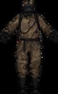 HAZMAT Special Character Desert model CoDG