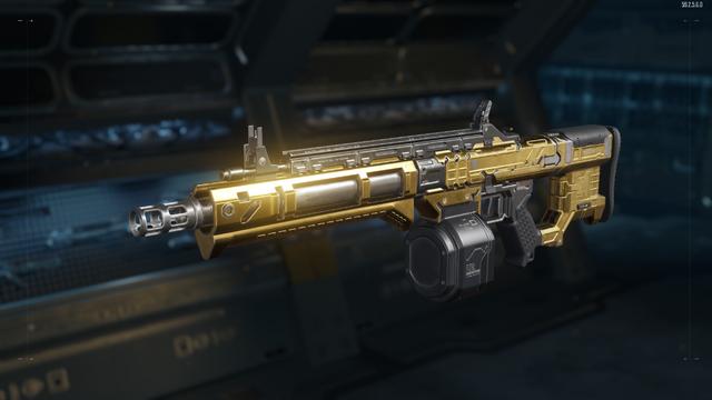 File:Haymaker 12 Gunsmith Model Gold Camouflage BO3.png