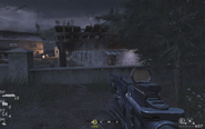 House to proceed to Blackout CoD4