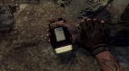 Strobe Grenade Grab BOII