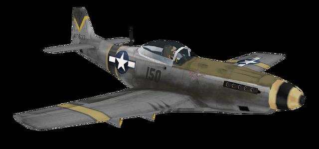 File:P-51 Mustang model WaW.png