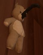 Teddy bear looseends