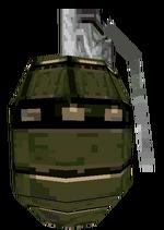 M67 Fragmentation Grenade MWDS