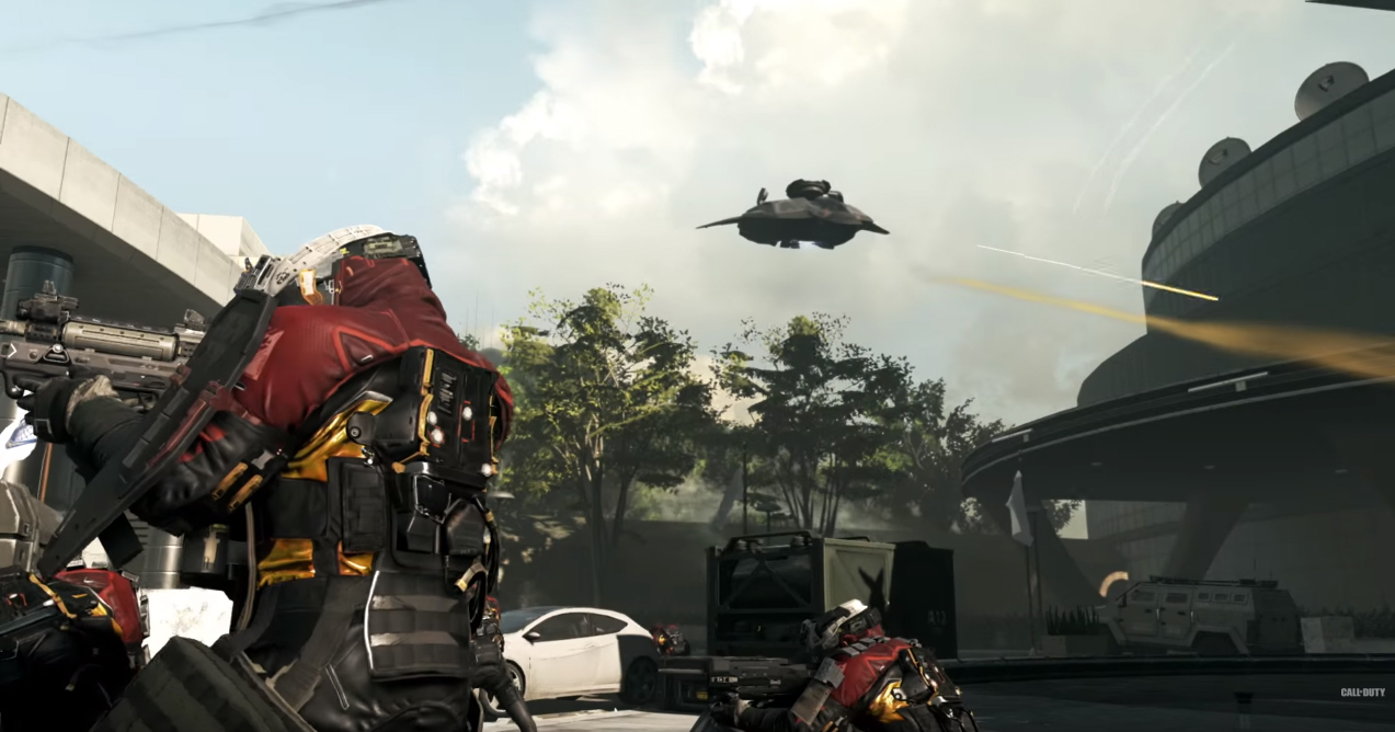 Call of Duty: Infinite Warfare - Digital Deluxe Edition (2016/PC/RiP By R.G. Freedom)