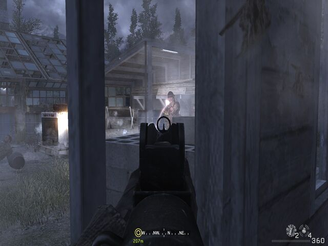 File:Flanking enemies from shack Hunted CoD4.jpg