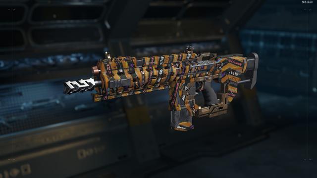 File:HVK-30 Gunsmith Model WMD Camouflage BO3.png