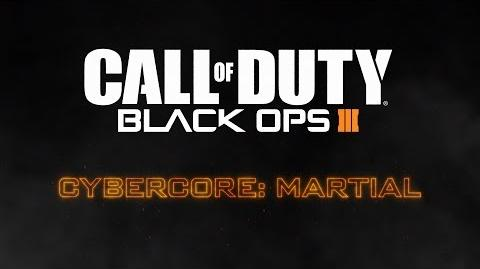 Official Call of Duty® Black Ops III - Cybercore Martial