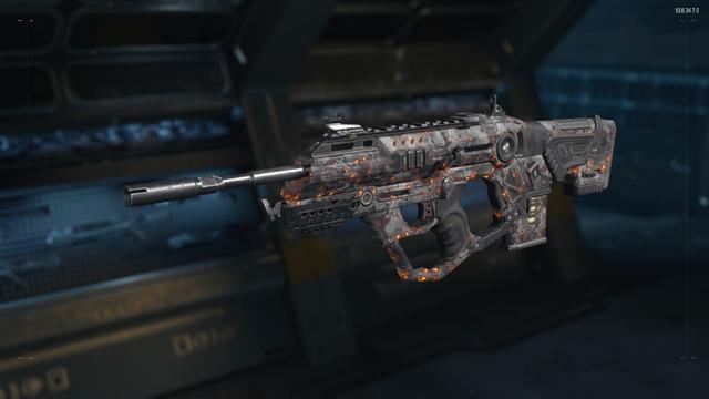 File:XR-2 Gunsmith model Wartorn Camouflage BO3.png