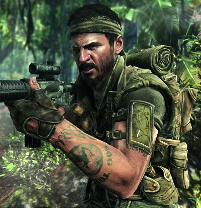 Call Of Duty Black Ops (Sgt. Frank Woods) (5)