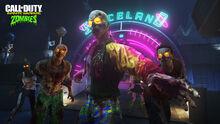 Zombies in Spaceland Screenshot 1 IW