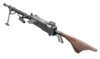 Browning M1919 3 quarter view FH