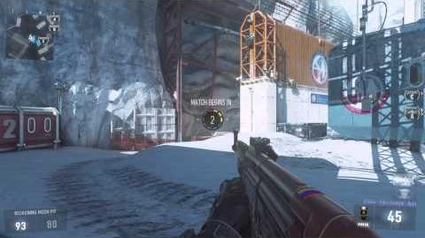 CoD Aw Fracture Gameplay STG44 RELIC