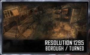 Borough menu selection BO2