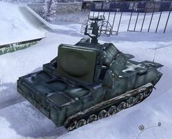 Tor Missile System Contigency Mw2