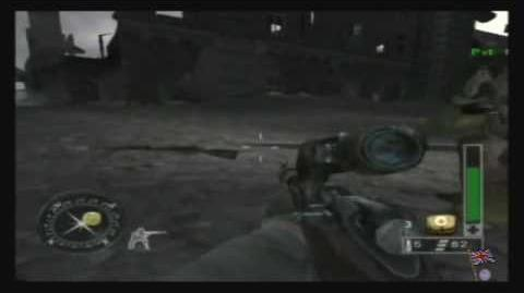 Call of Duty Finest Hour - Eastern Front, Mission 3 1 2