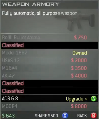 File:Survival Mode Screenshot Weapons Armory ACR 6.8 Upgrade.png