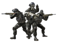 MW3 Spetsnaz Commandos