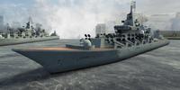 Slava-class Cruiser