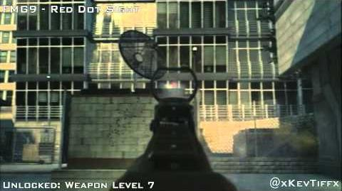 FMG9 All Attachments - Modern Warfare 3