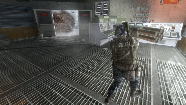 File:AdvancedRookie Summit soldier hiding from explosion.png