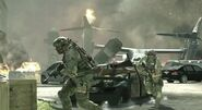 Grinch and Sandman in combat Iron Lady MW3
