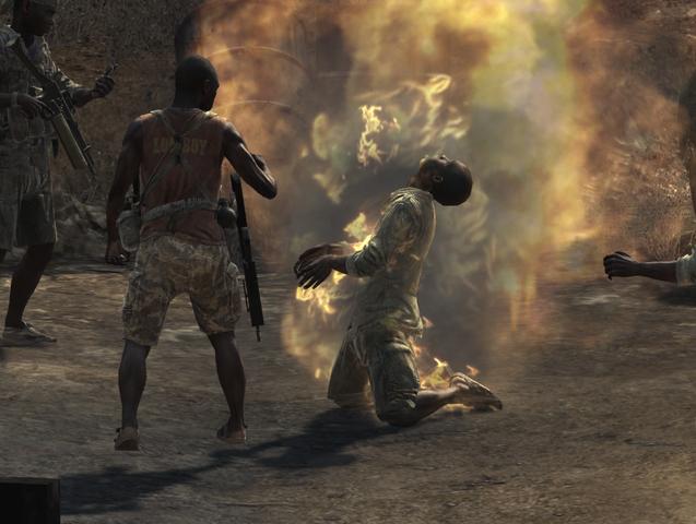 File:Civilian burning Back on the Grid.png