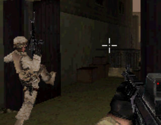 File:Alexander kicking open a set of doors CoD4 DS.PNG