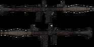 RPG-7 model BOII