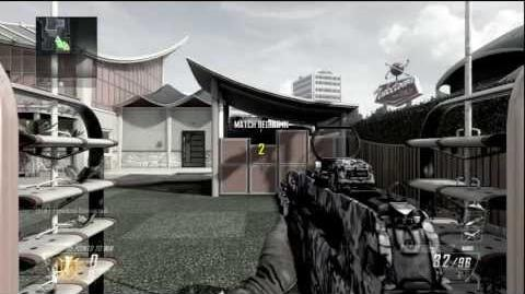 Black Ops 2 Nuketown 2025 Team Deathmatch
