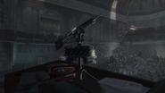 Turret Kino der Toten stage unpowered BO