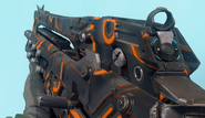M8A7 First Person Cyborg Camouflage BO3