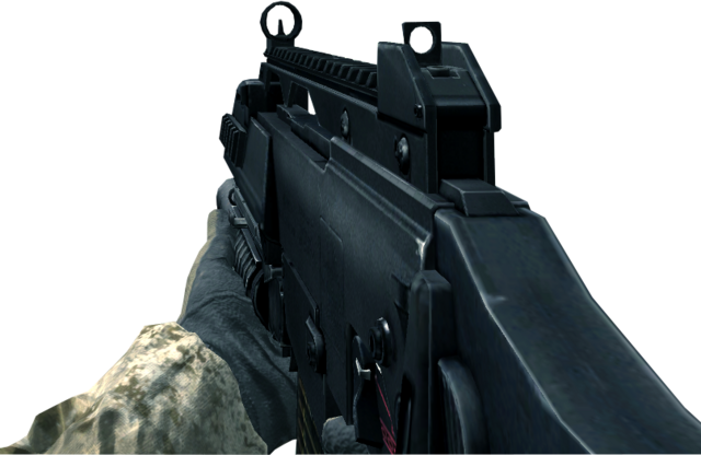 File:G36C Grenade Launcher CoD4.png
