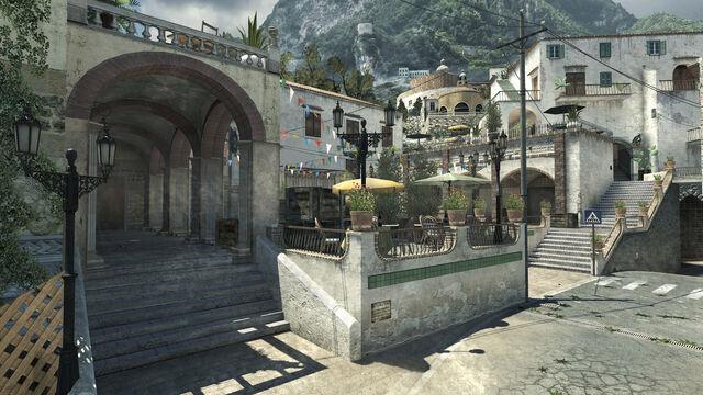 Bare Load Screen Piazza MW3