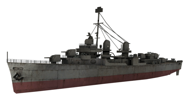 File:Fletcher-class destroyer model WaW.png
