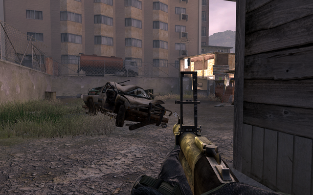 File:''Golden'' Thumper High Explosive MW2.png