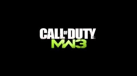Call of Duty Modern Warfare 3 GIGN Victory Theme
