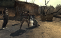 PRF soldier pouring gas on civilian.png