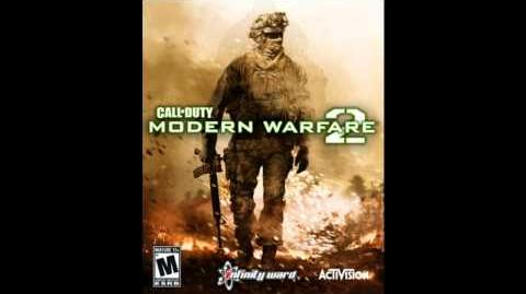 Call of Duty Modern Warfare 2 - Original Soundtrack - 6 Infiltration