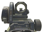 MTAR-X Ironsights CoDG