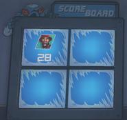 Rollercoaster Scoreboard IW