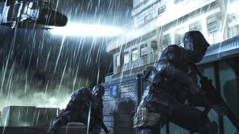 Call of Duty 4 Modern Warfare - Campaign - Crew Expendable