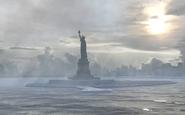 Liberty Statue NY MW3