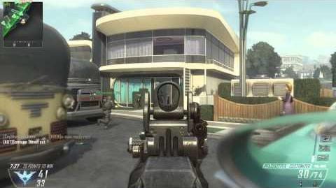 Peacekeeper Gameplay BO2 (Nuketown 2025 20-13)