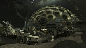 Black Ops Moon Base