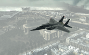 F-15 Eagle Iron Lady MW3