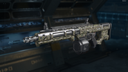 Haymaker 12 Gunsmith Model Jungle Tech Camouflage BO3