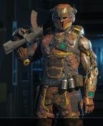 Ruin Earth outfit BO3