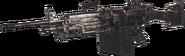 M249 SAW Nickel Plated MWR
