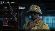 Call of Duty Helmet BO3